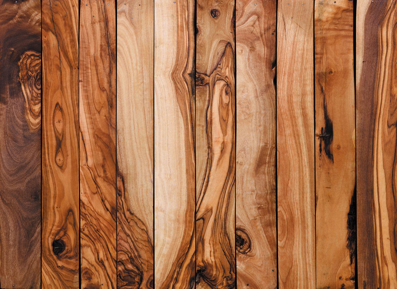 Фотообои «Деревянные доски»