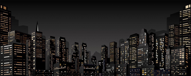 Фотообои «Мегаполис абстракция»