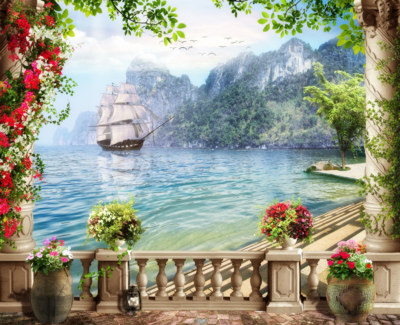 Фотообои «Тихая гавань»