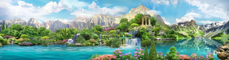 Фотообои «Волшебный сад»