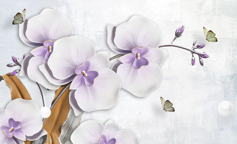 Фотообои «Орхидеи 23»