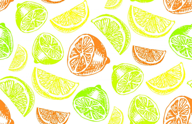 Фотообои «Лимоны 5»