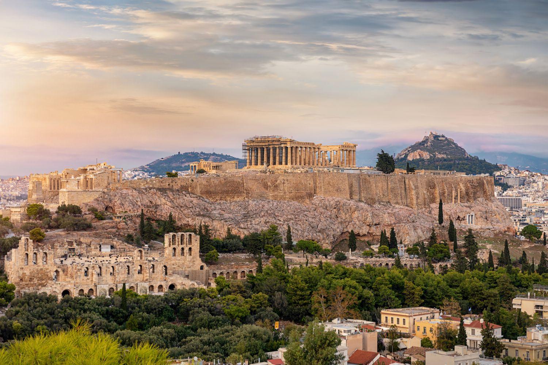 Фрески «Греция 22»
