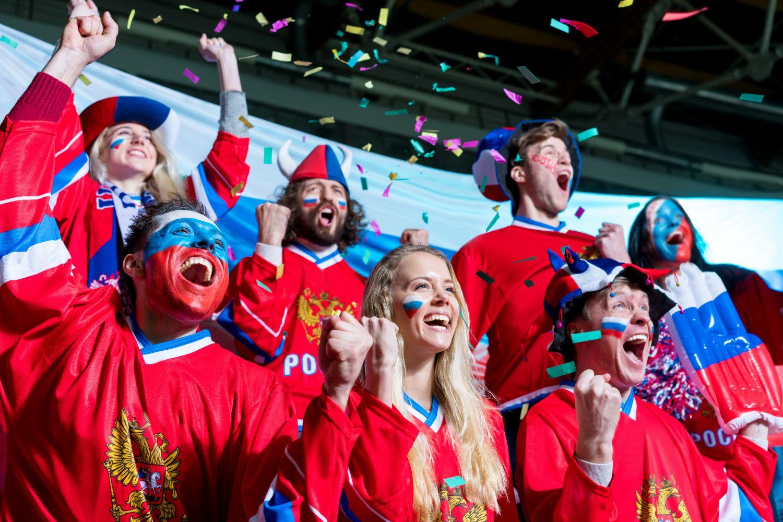 Фрески «Хоккей 2»