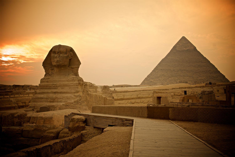 Фрески «Египет 25»