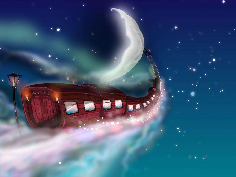 Фрески «Поезда 2»