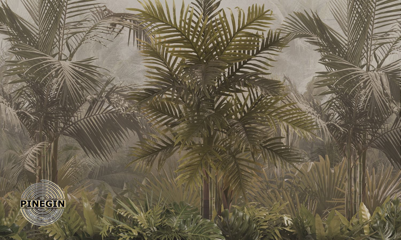 Фотообои «Пальмовые джунгли»