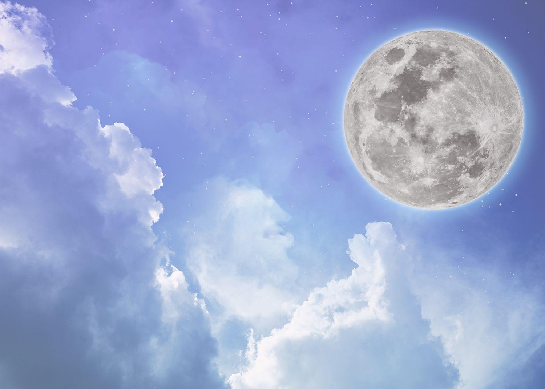 Фотообои «Луна »