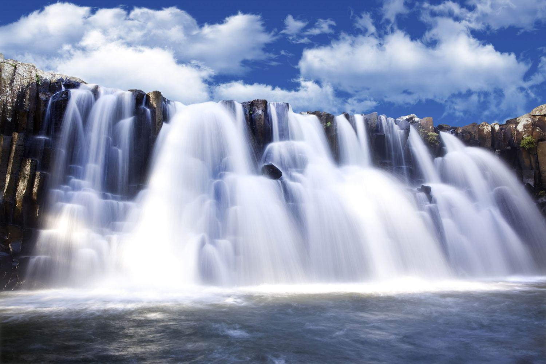 Фотообои «Величественный водопад»