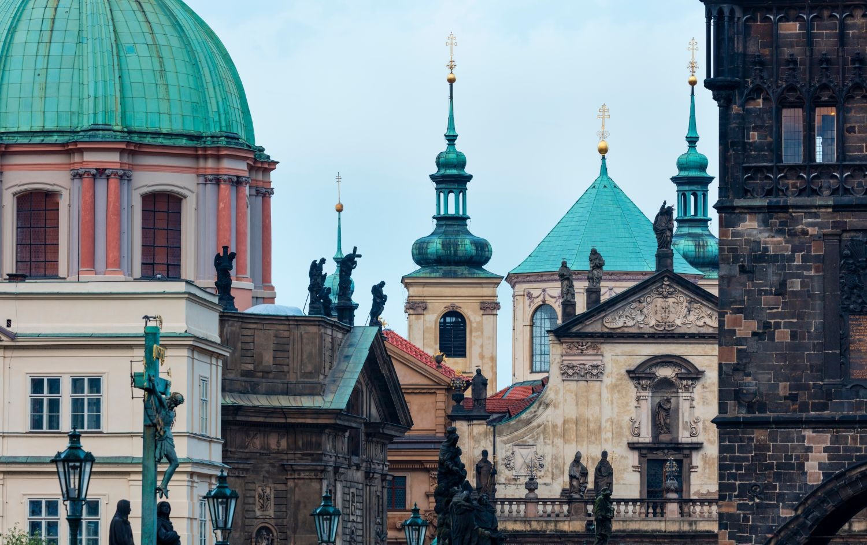 Фрески «Прага 23»