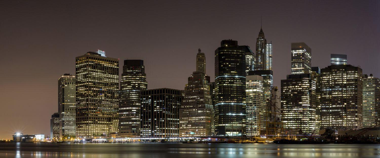 Фотообои «Вечер в городе»