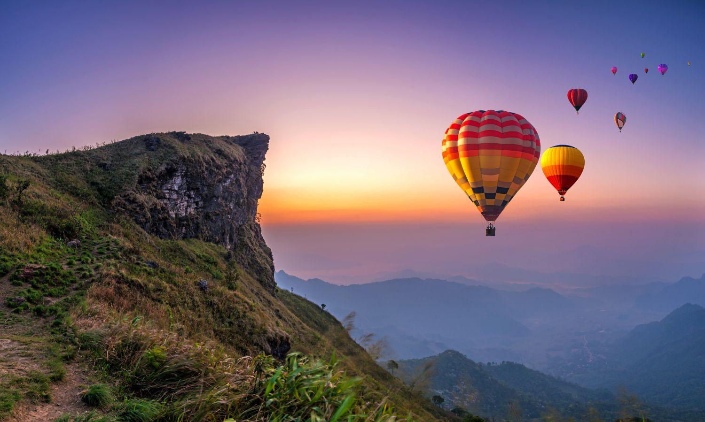 Фотообои «Воздушные шары 5»