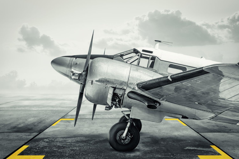 Фотообои «Самолеты 19»