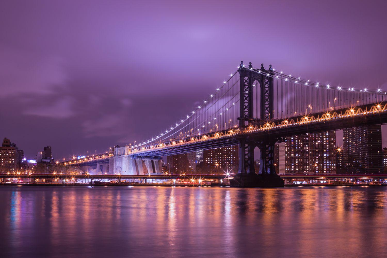 Фотообои «Мост через пролив»