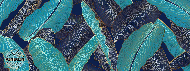 Фотообои «Листья»