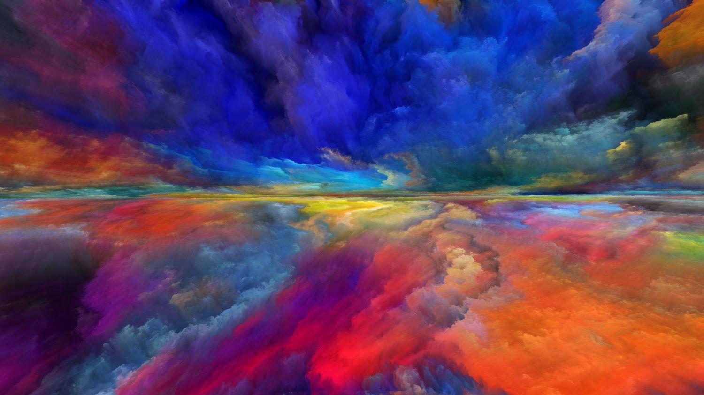 Фотообои «Небо и земля »