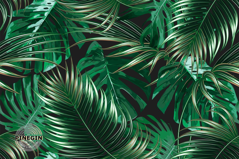 Фотообои «Сочная листва»