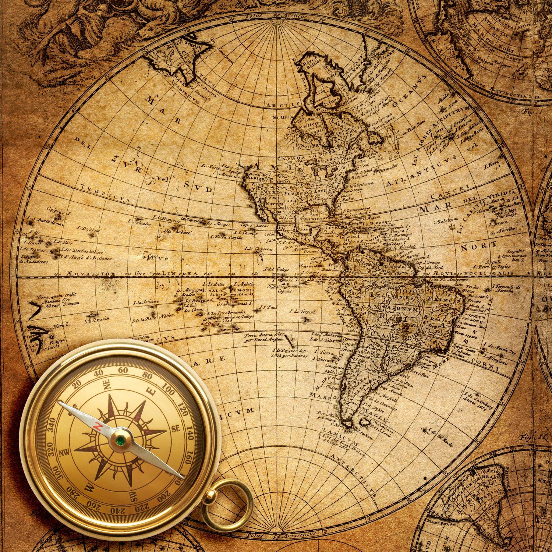 Фрески «Витажная карта»