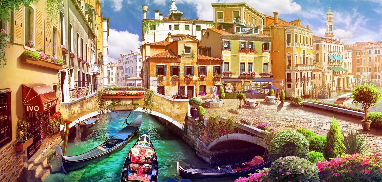 Фрески «Сказочная Венеция»