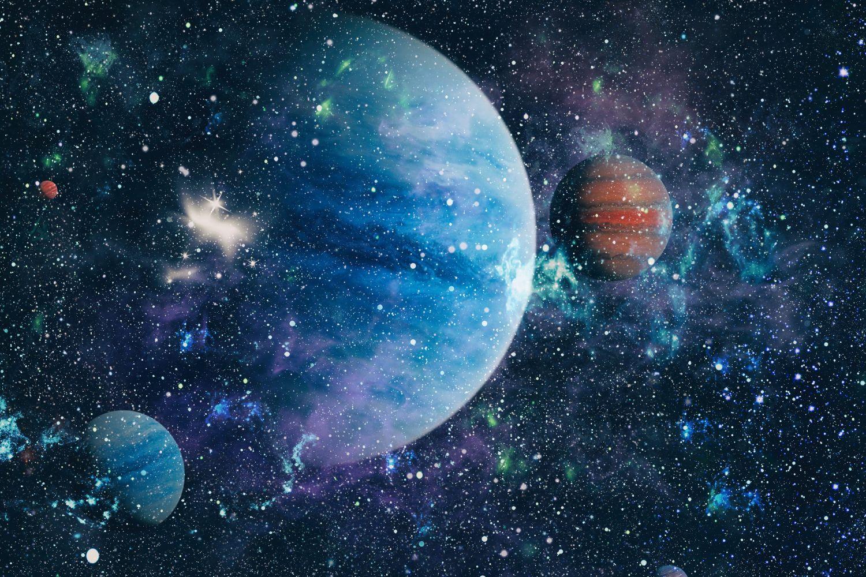 Фотообои «Большая планета»