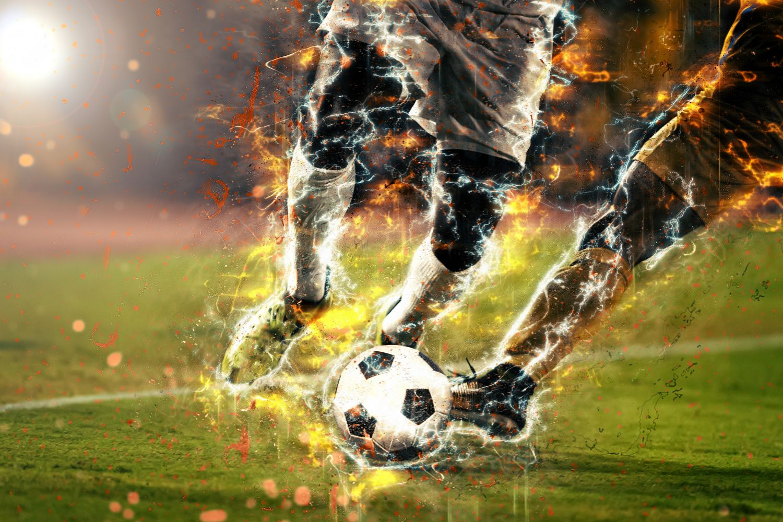 Фотообои «Футбол 25»