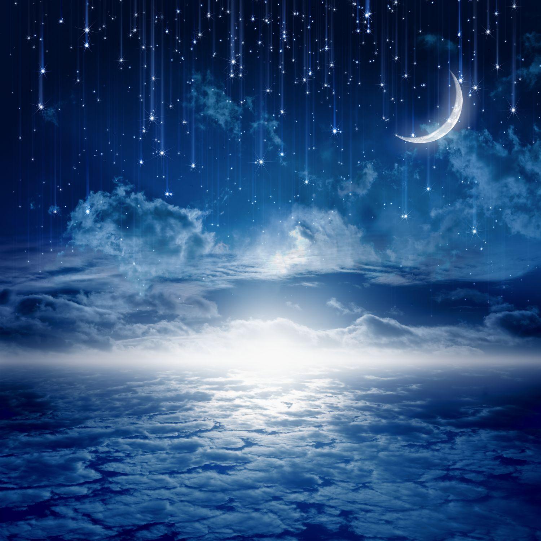 Фрески «Звездный дождь»