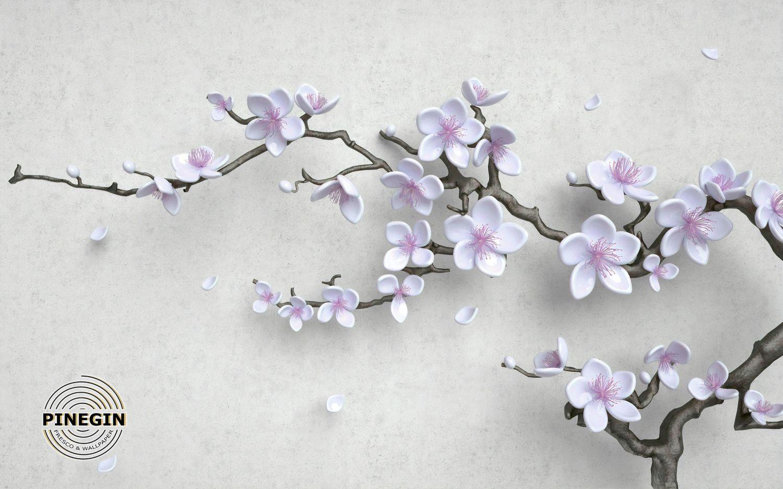 Фотообои «Нежное цветение»